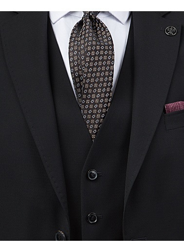 Damat Takım Elbise Siyah